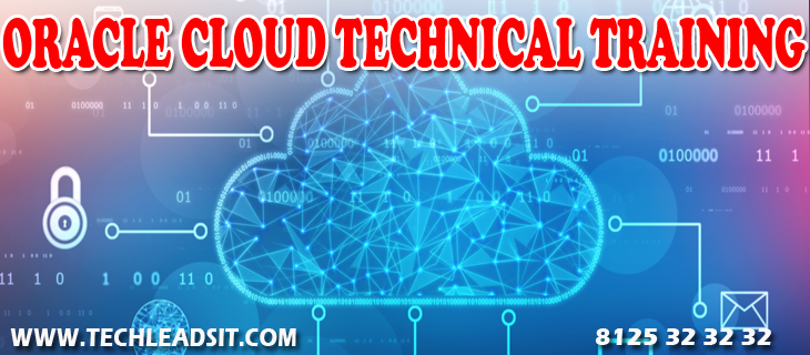 Oracle Fusion Cloud Technical Online Training Course