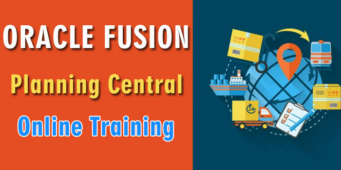Oracle Fusion Planning Central Training