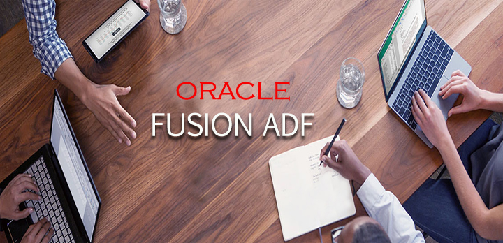 Oracle Fusion ADF Training
