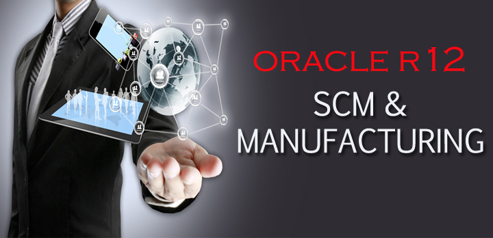 Oracle EBS R12 SCM Training