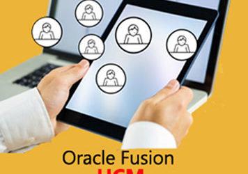 Oracle Fusion Cloud HCM
