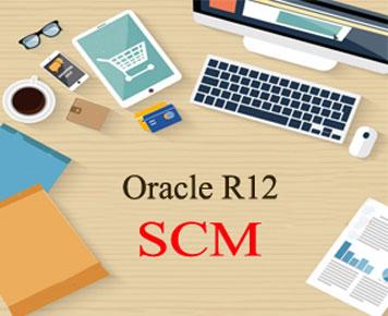 Oracle R12 SCM Online Training Course