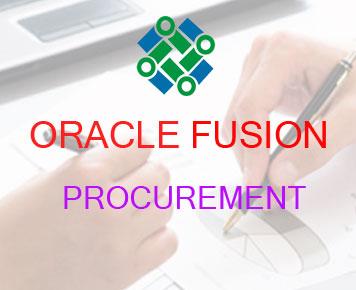 Oracle Fusion SCM 16th Batch