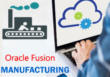 Oracle Fusion Manufacturing Course