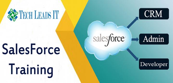 Sales Force CRM ADM DEV Online training