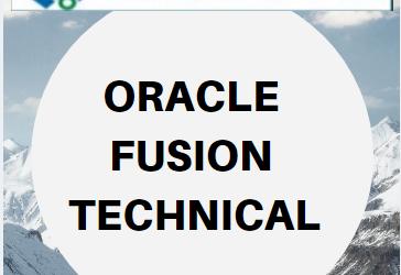 Fusion Technical 1st Batch@11-03-2019