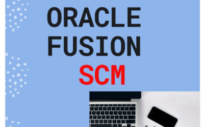 Fusion SCM 23rd Batch @23-03-2019