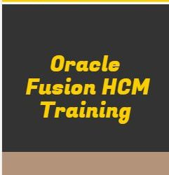Fusion HCM 27th Batch@02-11-2019