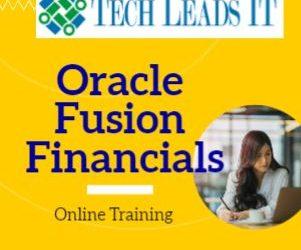 Oracle Fusion Financials 35th Batch@18-07-2020